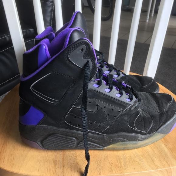 Nike Air Flight Lite High Pure Purple